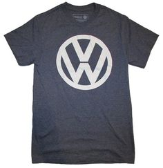 VW Volkswagen Logo Licensed Graphic T-Shirt XX-Large