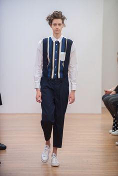 Comme des Garçons Shirt, Look #3