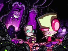 Invader Zim Backgrounds | Say what you will about America.. - WAO Forums