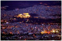 Art Symphony: Athens, a divine city