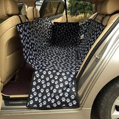 130*150*55cm Pet Car Seat Cover Dog Safety Mat Cushion Rear Back Seat Protector Hammock is Worth Buying - NewChic Mobile.