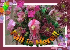 Thanksgiving Turkey Photoshop Online Course, Thanksgiving Turkey, Floral Wreath, Wreaths, Halloween, Decor, Floral Crown, Decoration, Door Wreaths