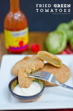 divianconner: Fried Green Tomatoes