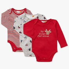 2418db44238a 16 best Baby Christmas Clothing images on Pinterest