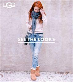 2 Easy Ways Jane Aldridge Made UGG Boots Stylish for Fall