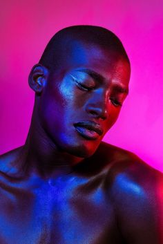 Portrait reference male color lighting Darnell Thomas IG by Marco Rivera IG Colour Gel Photography, Male Photography, Light Photography, Inspiring Photography, Fashion Photography, Photography Tutorials, Creative Photography, Digital Photography, Summer Photography