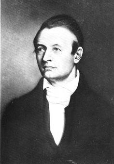 "Adoniram Judson (ENTJ Fieldmarshall), pioneering missionary.  ""When Christ calls me Home I shall go with the gladness of a boy bounding away from school."" - Adoniram Judson (1788–1850), missionary to Burma for almost forty years."