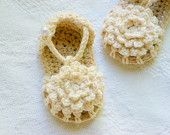 Crochet Pattern Too Cute  Mary Jane with easy gathering pattern number 210 PDF. $5.50, via Etsy.