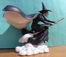 LENOX WICKED WITCHS FURY sculpture NEW in BOX w/COA WIZARD of OZ Somewhere Over, Wicked Witch, Over The Rainbow, Wizard Of Oz, Sculpture, World, Box, Snare Drum, Sculpting