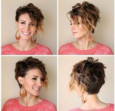 Short Hairstyles for Fine Hair for Women over 50