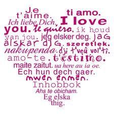 all I love U