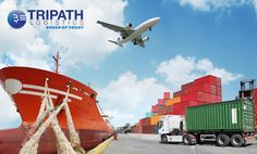 Tripath's Ocean Freight Services handle a wide variety of multi-mode Cargo Transport and Delivery for Fast, Efficient, and Timely Delivery of Goods anywhere in the World