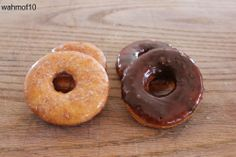 Gluten Free Donut Recipe