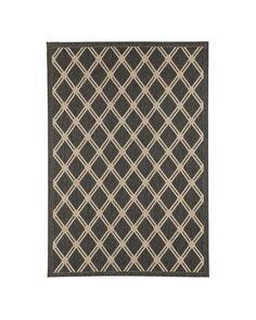 Tricia Trellis Indoor/Outdoor Rug | Ballard Designs