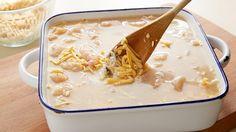 Garlic Cheddar Chicken Bake recipe from Pillsbury.com