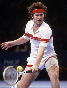 Jimmy Connors, American Tennis Players, Tennis Rules, How To Play Tennis, Stan Wawrinka, Tennis Photos, Tennis Legends, Sports Personality, Vintage Tennis