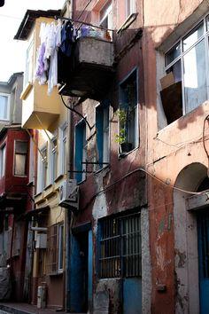 Fener - Balat sokaklari  Istanbul