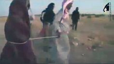 Isis releases first video showing the stoning of woman accused of committing adultery as her father shouts 'don't call me Dad' - Middle East - World - The Independent