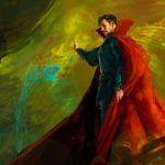 Dr Strange : la première bande-annonce du prochain film du studio Marvel !