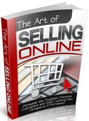 The Art Of Selling Online http://www.plrsifu.com/art-selling-online/ eBooks, Master Resell Rights, Niche eBooks #Selling Imagine a row of cramped stalls on the dusty road somewhere in the Middle East, several hundred years ago. The stalls sit side-by-side on both sides of a dusty street. Some people in the crowd are simply going from one place to another, and some ...