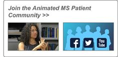 Join the Animated MS Patient Community