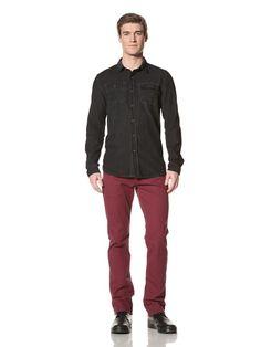 Beyond 50% OFF Cohesive & Co. Men\'s Vineland Shirt (Black)