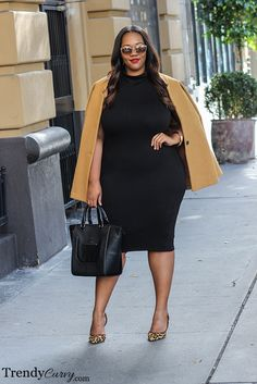 Coat Check | Trendy Curvy | Bloglovin'