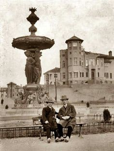 Republic Of Turkey, Once Upon A Time, Ankara, Nostalgia, Past, Louvre, City, Building, Travel