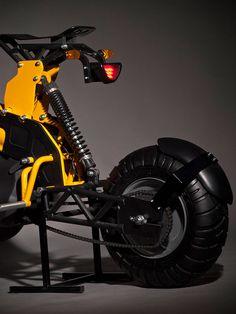 Modular Moto | Yanko Design