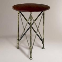Campaign Accent Table