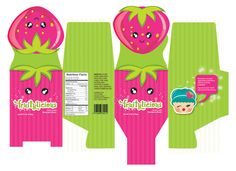 LOLLYLICOUS PACKAGING