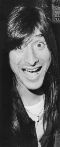 Steve Perry, lead Singer of Journey. Those vocals ...wow.