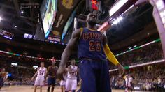 LeBron James Posts First Triple-Double of Season