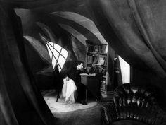 Cabinet Du Dr Caligari
