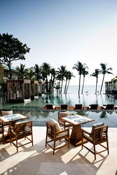 Boutique Hotel Cape Nidhra, Hua Hin, Thailand.