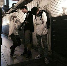 dan w/junsun & yeonggi Couple Ulzzang, Korean Boys Ulzzang, Ulzzang Boy, Korean Best Friends, Boy And Girl Best Friends, Asian Boys, Asian Men, Foto Best Friend, Boy Squad