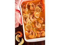 Fiery Cajun Shrimp