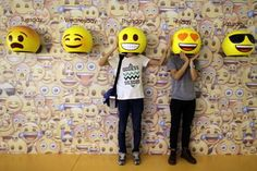 No new emoji will be unveiled in The planned annual release instead will be pushed back to 2022 due to coronavirus-related reasons. Interactive Walls, Interactive Installation, Artistic Installation, Interactive Learning, Store Design, Shop Interior Design, Spring Decoration, Building Games For Kids, New Emojis