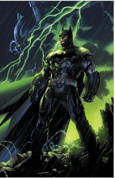 EXCLUSIVE: Batman: Arkham Knight - Genesis Variant Covers | Comicbook.com