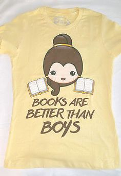 Beauty and the Beast Belle Loves Books Juniors Graphic Cowl Neck Sweatshirt