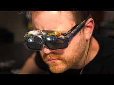▶ Testing the CastAR Augmented Reality Glasses - YouTube