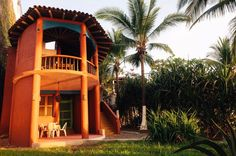 Casa Puesta del Sol in Barra de Potosi, Mexico. I've been there once but desperately need to go back.