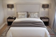 Luxusný byt, Praha Praha, Bedrooms, Furniture, Home Decor, Trendy Tree, Decoration Home, Room Decor, Bedroom, Home Furnishings