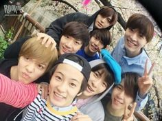 Here's a predebut picture of NCT to make your day more emo