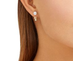 Slake Dot Earring Jackets