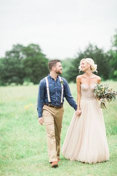 Texas Hill Country wedding | Sharon Nicole Photography | see more on…