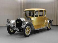1918 Pierce Arrow 48. The Pierce in it's prime.