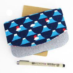 Image of Zip Pocket Pouch Wristlet PDF Sewing Pattern