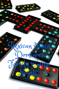 fun popular board games family game night,family games night, mexican train dominoes, family games, non-board games,