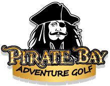 Pirate Bay Adventure Golf logo